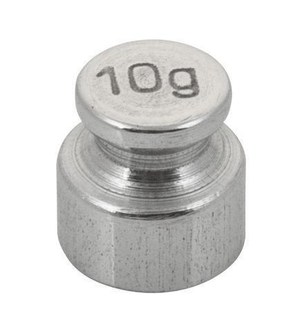 Calibration mass s.s 10g
