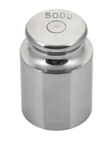 Calibration mass s.s 500g