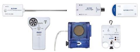 Wireless Elementary Science bundle Pasco