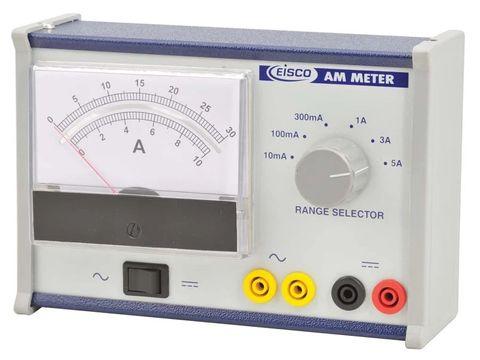 Ammeter10-100-350mA 1-3-5A multirange