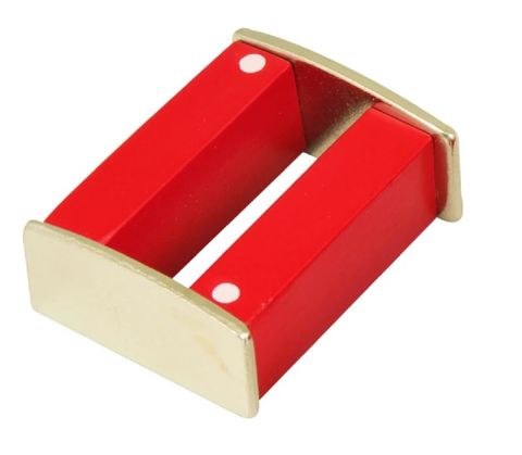 Magnet bar ALNICO w/ keepers 50x15x10mm