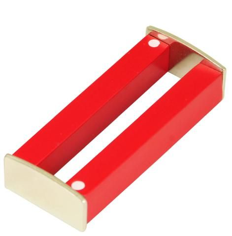 Magnet bar ALNICO w/ keepers 100x15x10mm