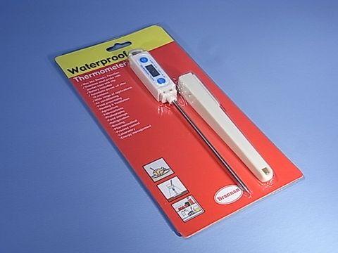 Thermometer digital -50-150C max/min W/P