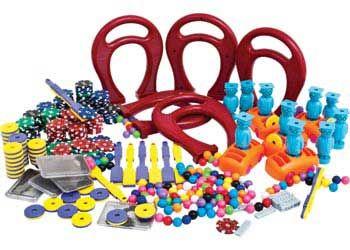 Mega magnet kit 335 pieces
