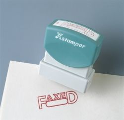 Stamp copy red