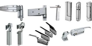 REFRIGERATION HARDWARE