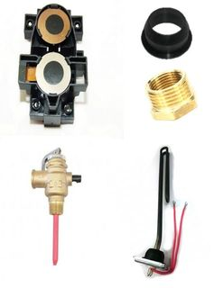 HOT WATER SPARE PARTS