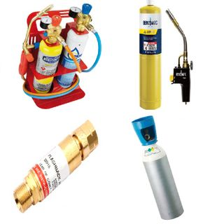 OXY SETS/BRAZING TORCHES/ETC