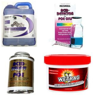 SERVICE CONSUMABLES