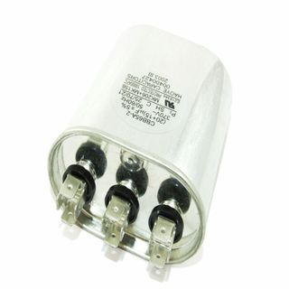 OVAL CAPACITORS+FAN TERMINAL