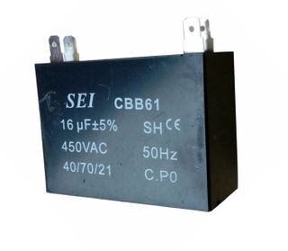 SQUARE CAPACITORS