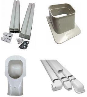 PVC/PLASTIC DUCT & FITTINGS