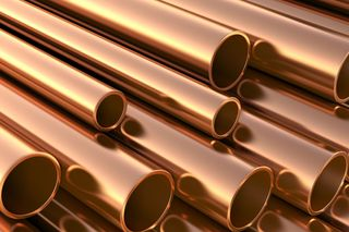 HARD DRAWN COPPER TUBE