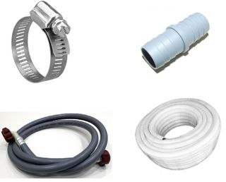 HOSES, CLAMPS, CONNECTORS ETC.