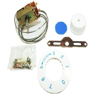 VC1 SINGLE DOOR THERMOSTAT KIT GENERIC