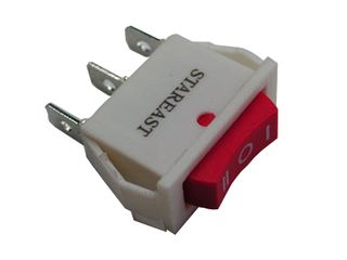 SWTICH 3 PIN RED BUTTON ON/OFF/ON
