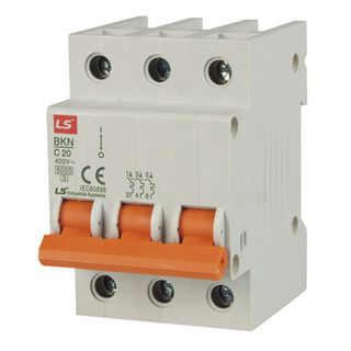 3 PHASE CIRCUIT BREAKER 25A