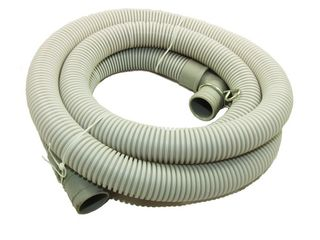 2M UNI HOSE 90°EL 22MM ID/22MM ID OUTLET