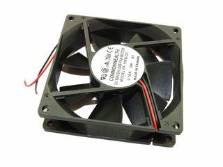 24VDC B/L AXIAL FAN 92x92x25MM 0.18A