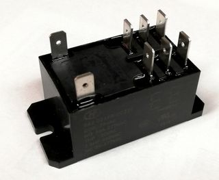 BACKUP RELAY 24V AC NO 30A 2.5HP DPDT