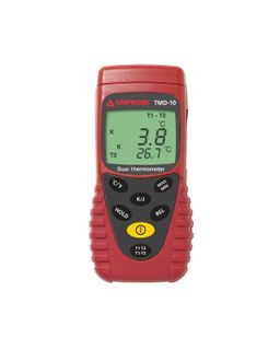 AMPROBE DUAL CHANNEL THERMOMETER