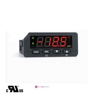 EVCO MED TEMP CONTROLLER 12-24VAC/DC NTC