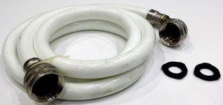 PVC W/M D/W HOSE 1.5M & ELBOW H/DUTY