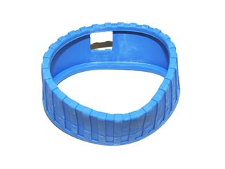 MANIFOLD PROTECTOR BLUE RUBBER NEW