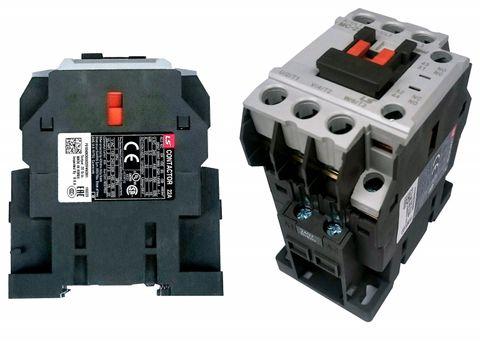 LS CONTACTOR MC22 11kW 22A 240V 1NO 1NC