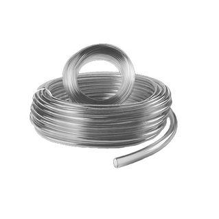 6MM CLEAR PVC TUBE SOLD PER METRE