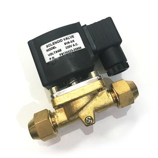 3/8 SOLENOID VALVE&COIL SV8-3/8 WITH NUT
