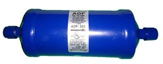 AOF OIL FILTER 3/8 SAE FLARE R410A RATED