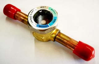 SIGHT GLASS ODF 1/2 MAX PRESSURE 35BAR