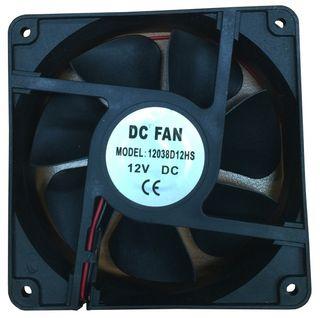 AXIAL FAN 120x120x38MM 12V DC