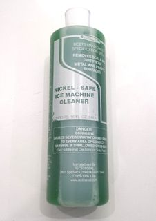 NICKEL - SAFE ICE MACHINE CLEANER 480ml