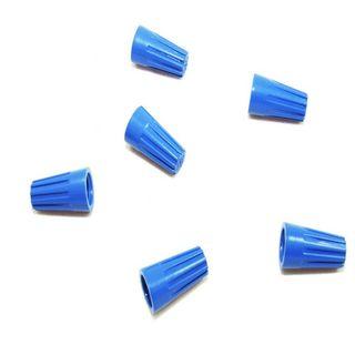 Wire Nuts twist wire joints BLUE 100pkt
