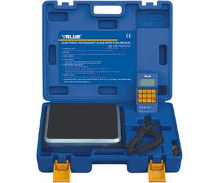 VALUE VES-100A 100KG REFRIGERANT SCALE
