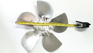 FAN BLADE CW LARGER TYPE 30CM