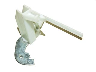 HOOVER PREMIER BRAKE LEVER ARM WHITE