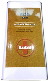 LUBIL MINERAL REFRIGERATION OIL 5GS 5L