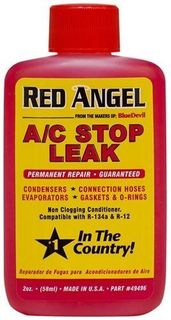 RED ANGEL AUTO AC LEAK STOP 58ML 1BOTTLE