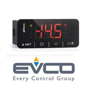 EVCO LOW TEMP CONTROLLER 230VAC PTC