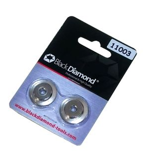 REPLACEMENT BLADE NICKEL PLATED;2PC/PACK