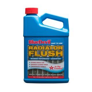 BlueDevil RADIATOR FLUSH 00204 32OZ