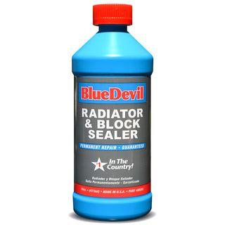 BlueDevil RADIATOR & BLOCK SEALER 16OZ