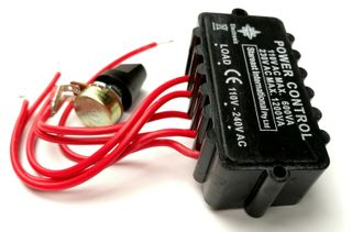 MOTOR AND LAMP CONTROLLER (DIMMER)