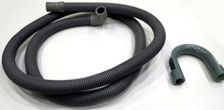 FLEXIBLE HOSE OUTLET 3M 90D ELBOW