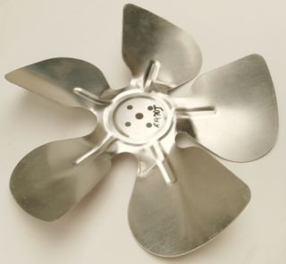 FAN BLADE 230MM 28 DEGREE BLADE ALUMIN