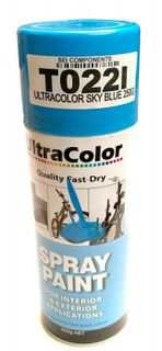 ULTRACOLOR SKY BLUE 250G