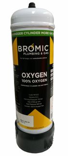 OXYGEN BOTTLE 2.2 LITRE
